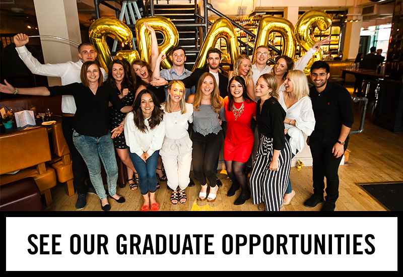 Graduate opportunities at The Three Crowns