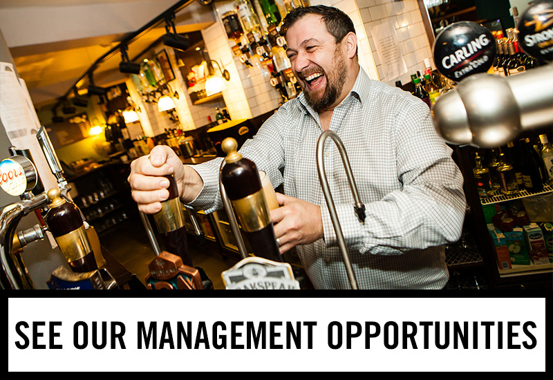 Management opportunities at The Three Crowns